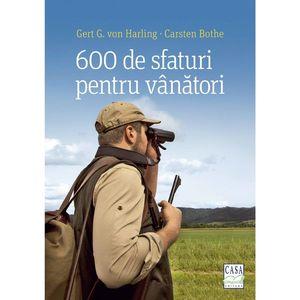 600 de sfaturi pentru vânători imagine