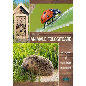 Animale folositoare - Atragere și colonizare în grădină imagine