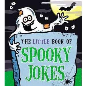 The Little Book of Spooky Jokes imagine
