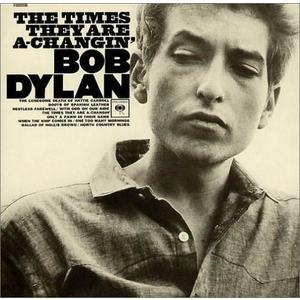 The Times They Are A-Changin' | Bob Dylan imagine
