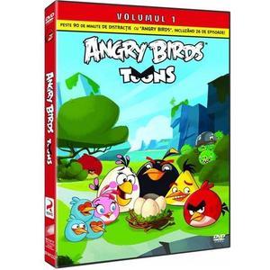 Angry Birds Toons vol. 1 / Angry Birds Toons vol. 1 | Kim Helminen imagine