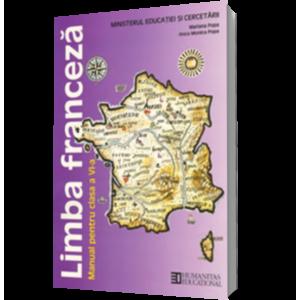 Limba franceză L1. Manual pentru clasa a VI-a (ed. 2011) imagine
