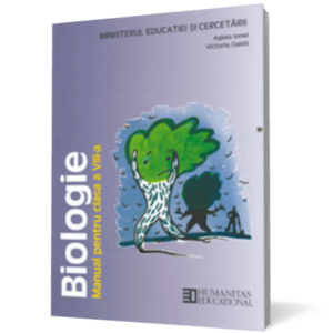 Biologie. Manual pentru clasa a VIII-a (ed. 2011) imagine