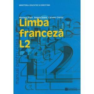Limba franceză L2. Manual pentru clasa a XI -a (ed. 2011) imagine