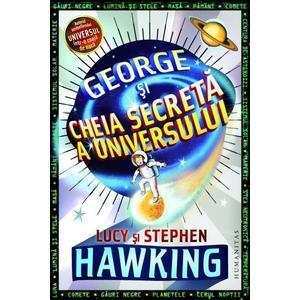 George si cheia secreta a universului imagine