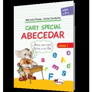 Caiet special abecedar imagine