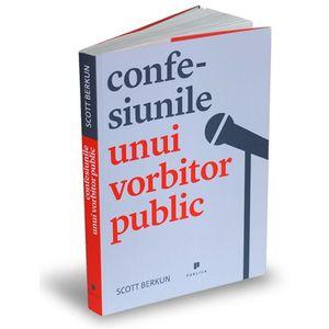 Confesiunile unui vorbitor public imagine