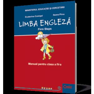 Limba engleză - Manual pentru clasa a IV-a imagine
