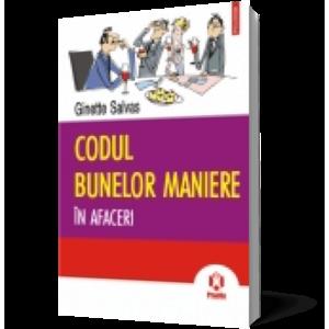 Codul bunelor maniere în afaceri imagine