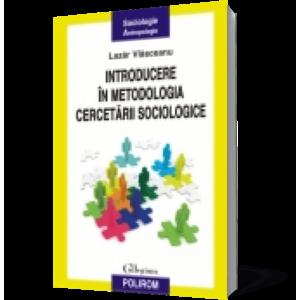 Introducere în metodologia cercetării sociologice imagine