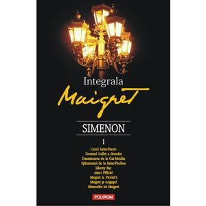Integrala Maigret. Volumul I imagine