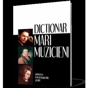 Dicționar de mari muzicieni imagine