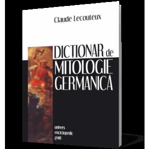 Dicționar de mitologie germanică imagine