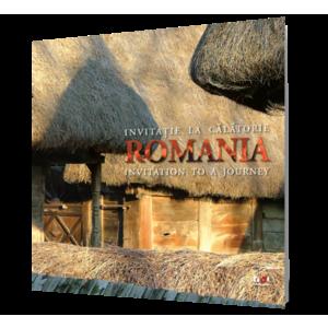 Romania. Invitatie la calatorie (romana-engleza) imagine