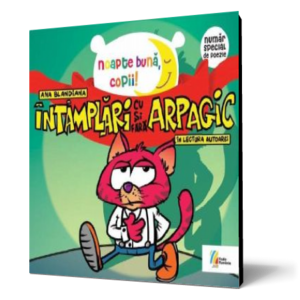 Ana Blandiana - Intamplari cu si fara Arpagic (audiobook) imagine