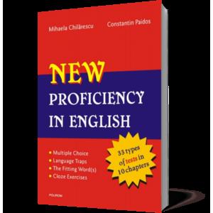 New Proficiency in English+Key to exercises imagine