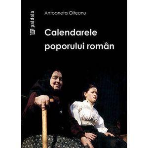 Calendarele poporului roman imagine