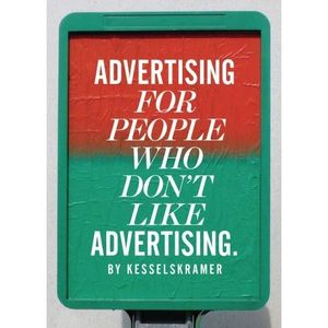 Advertising for People Who Don't Like Advertising imagine