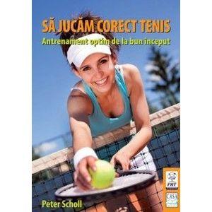 Sa jucam corect tenis imagine