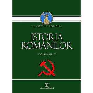 Istoria romanilor vol. X imagine