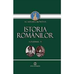 Istoria Romanilor vol. V imagine