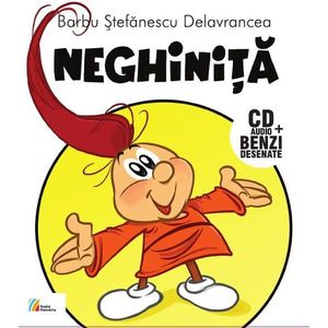 Neghinita (CD audio + benzi desenate) imagine