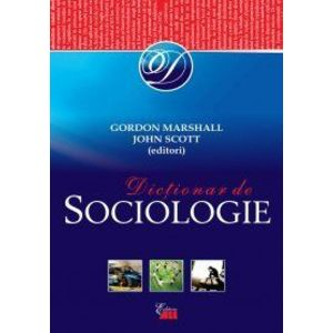 Dictionar de sociologie imagine