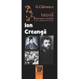 Ion Creanga   George Calinescu imagine