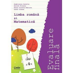 Evaluare finala 2015_clasa a iv-a. Limba romana si matematica imagine