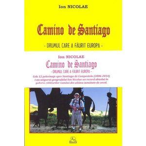 Camino de Santiago. Drumul care a faurit Europa (2 vol) imagine