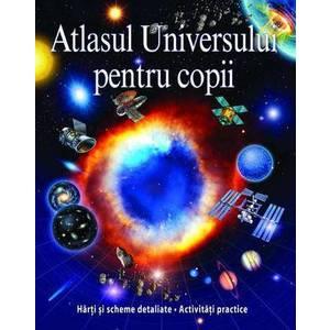 Atlasul Universului pentru copii imagine