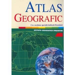 Atlas geografic. Editia a II-a imagine