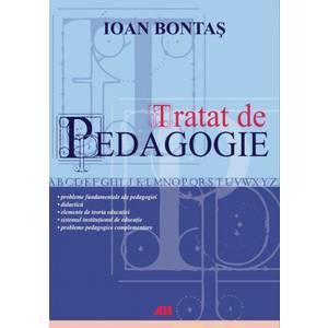 Tratat de pedagogie. Editia a II-a imagine