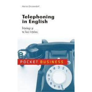 Telephoning in English imagine