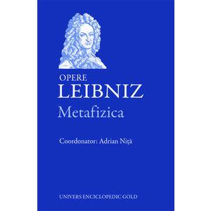 Opere Leibnitz - Metafizica imagine