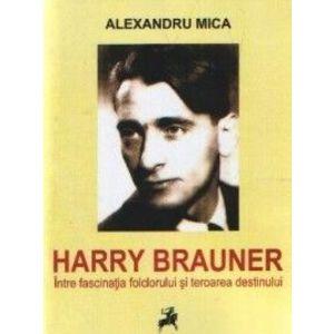 Harry Brauner. Intre fascinatia folclorului si teroarea destinului imagine