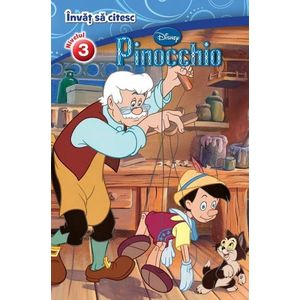 Invat sa citesc! Pinocchio imagine