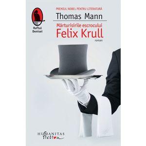 Marturisirile escrocului Felix Krull imagine