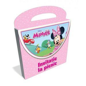 Minnie - Invitatie la picnic imagine