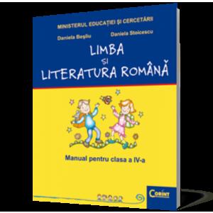 Limba și literatura română. Manual pentru clasa a IV-a imagine