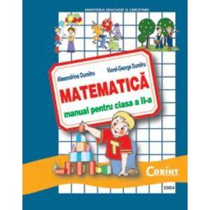 Matematica. Manual pentru clasa a II-a imagine