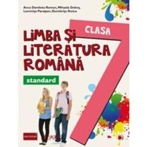 Limba si literatura romana - standard. Clasa a VII-a imagine