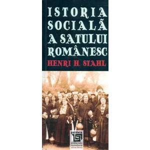 Istoria sociala a satului romanesc imagine