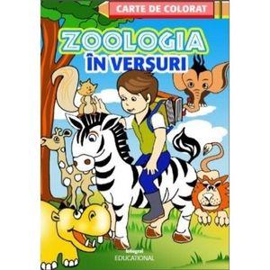 Zoologia in versuri imagine