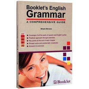 Booklet's english grammar imagine