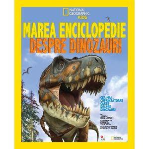 Marea enciclopedie despre dinozauri imagine