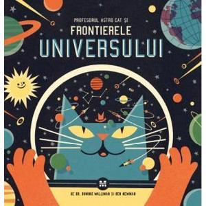 Profesorul Astro Cat si Frontierele Universului imagine