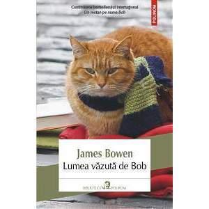 Lumea vazuta de Bob imagine