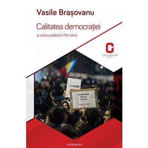 Calitatea democratiei si cultura politica in Romania imagine