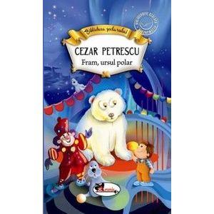 Povestea puiului de urs polar imagine